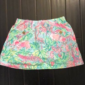Lilly Pulitzer Madison Skort size XS